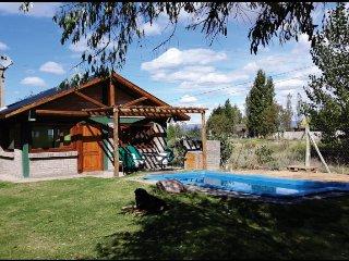 rincón de cacheuta, complejo de cabañas totalmente equipadas para 4 o 5 personas