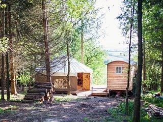 42889 Log Cabin in Abergavenny, Kentchurch