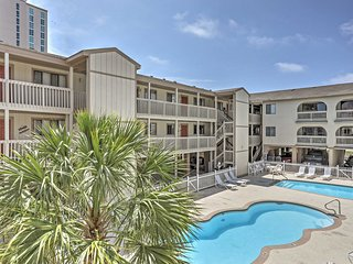 NEW! 2BR Gulf Shores Condo w/ Pool & Water Views!
