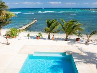 Riviera Maya Haciendas - Hacienda Mágica - Beach Front 5-14 Bedrooms