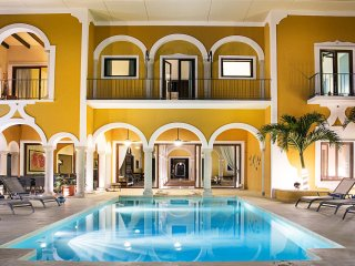 Riviera Maya Haciendas - Hacienda Magica - Beach Front 5-14 Beds, FULLY STAFFED!