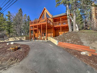 This beautiful 2,400 square foot home is perfect for large families.