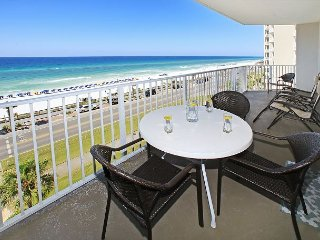 OPEN 9/23-30 NOW ONLY $1299 TOTAL! WHAT A DEAL! BEACHFRONT FOR 6! VIEWS!