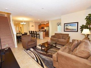 Luxury 5 bedroom 4 bath Resort town home from $115nt