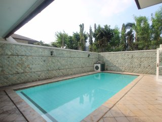 4-bedroom Villa with swimming pool in Pejaten South Jakarta