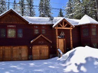 1901 Blackfoot Road -  Luxury Mountain Home