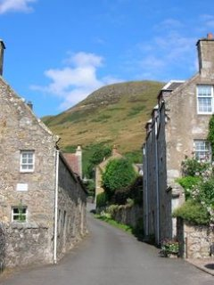 Kinnesswood, our local village, won Keep Scotland Beautiful's best small village award many times.