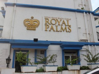 1 BHK for Rent at Royal Palms