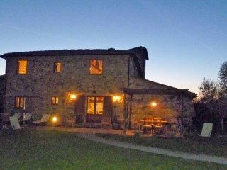 Club  Montecchio - Privacy,views,free housewine, Castelnuovo Berardenga