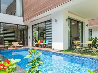 Hoang Quyen Villa in Flamingo Dai Lai Resort
