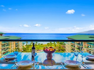 Maui Resort Rentals: Honua Kai Hokulani 929 - 9th Floor, Sweeping Ocean Views fr