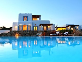 5 Bedroomed Holiday Villa with Private Pool and Sea view In Mykonos,Greece-263, Mykonos Town