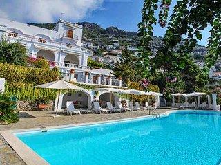 VILLA DOLCE VITA Praiano - Amalfi Coast