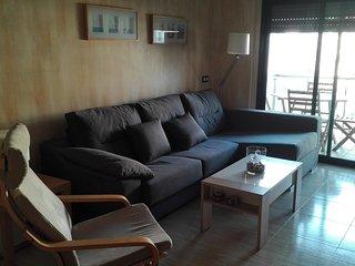 Apartamento en 1º linea playa