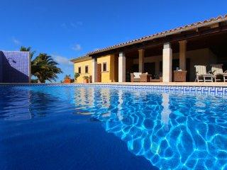 Pool-Villa Es Trenc nur 1,1km vom Es Trenc Strand entfernt