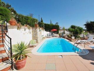 Villa avec vue mer, a 5 kilometres plage Lloret de mar