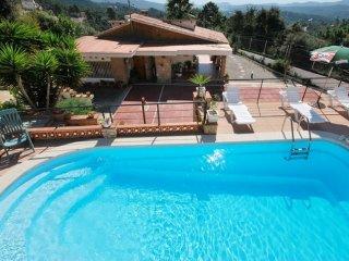 Villa avec vue mer, a 5 kilométrés plage Lloret de mar, Lloret de Mar