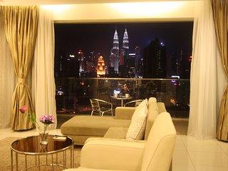 Breathtaking View Apartment at Regalia Residence Kuala Lumpur