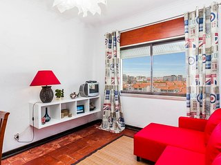 Brit Red Apartment, Caparica, Setubal, Costa da Caparica