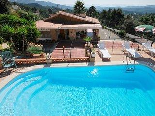 Villa avec vue mer, a 5 kilométrés plage Lloret de mar