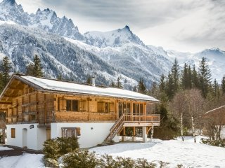 Stay at Chalet Les Brimbelles with 'Very Good' Property Manager 4.5/5