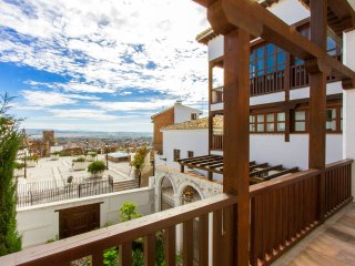 San Jose 7-1. Duplex with 1-bedroom and parking in Albaicin