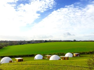 Geodesic Domes, Greetham