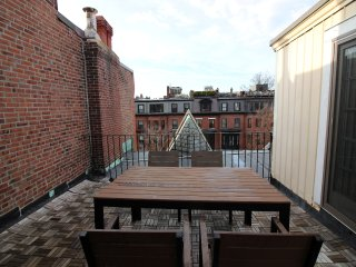 Back Bay Boston Furnished Apartment Rental - 296 Marlborough Street Unit 7