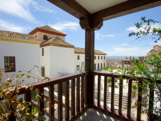 San José 1 Terrace. Two bedrooms, terrace, parking
