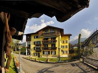 Villa Brandstetter, Appartamento Nr. 1, Piano rialzato
