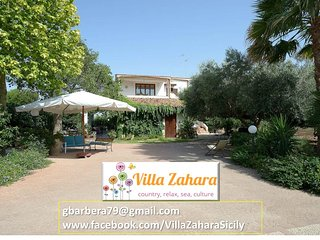 Country charming Villa: relax, sea, culture, 6mins far from beach