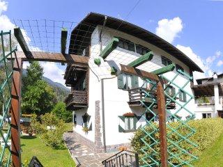 Villa Marchesoni, Piano Terra