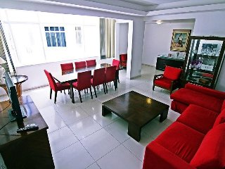3 bedroom apartament in front of Copacabana beach T025