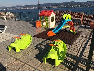 Apartamentos Park Raxo (1 dormitorio 2/4 personas). A 300 m. de la playa