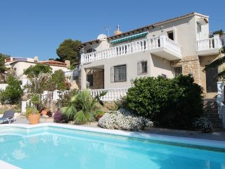 Villa MJ000238 - WONDERFUL 4 BEDROOM, 2 BATHROOM VILLA WITH LARGE PRIVATE POOL