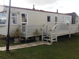 holiday home, Clacton-on-Sea