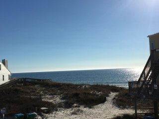 Just renovated, Gulf views, Designer decorated, Special promotional prices!!!, Cape San Blas