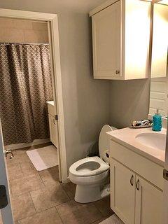 Jack and Jill Bathroom