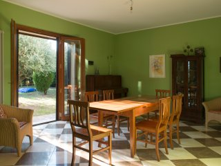 Villa Mediterranea, the perfect location in the country of Abruzzo.