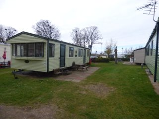 Caravan Rental Seton Sands 5 Moray Court Haven