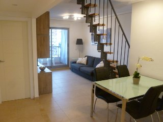 Superbe penthouse 5 p vue mer CALPE Costa Blanca
