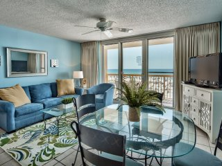 Spectacular Views, 2nd Floor Ocean Front Condo, Recent Updates, Pelican Beach, Destin