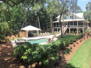 5B Hickory Ln - 200 Yards to the Beach & Brand NEW!, Hilton Head