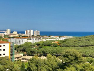 Platja d´Aro Nice Flat with Sea Views, Great Space Nice Terrace