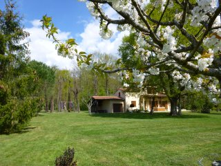 MACOU 2 :  villa  avec SPA dans parc arboré