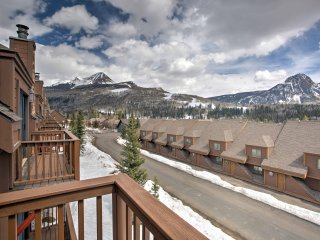 NEW! 2BR Durango Condo w/Access to Hot Tubs & Pool