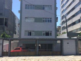 Apt. 2 qts - p/ 5 pessoas - 100m da Praia - Recife - Bairro de Boa Viagem