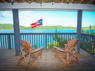 Ocean Front Villa 2 at Ensenada Culebra