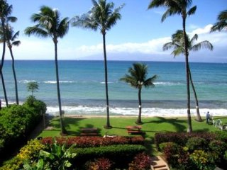 PAKI MAUI RESORT #309, AWESOME LOCATION, DIRECT OCEANFRONT UNIT, GREAT VALUE!, Lahaina