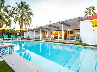 Midcentury Pool Retreat, Palm Springs